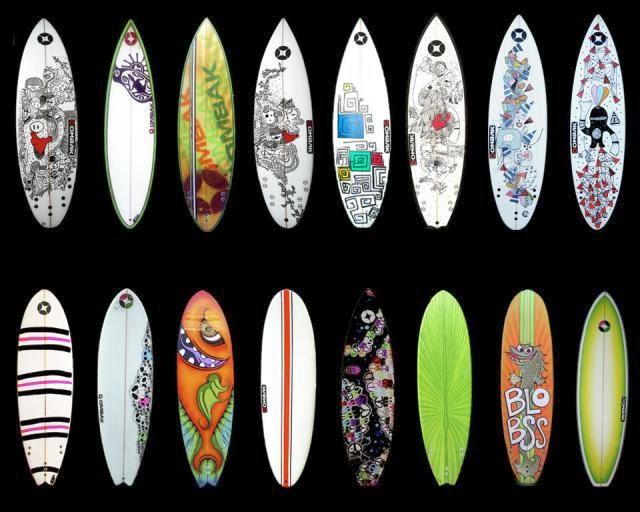 Mundo Surf: Precio de las Tablas de Surf