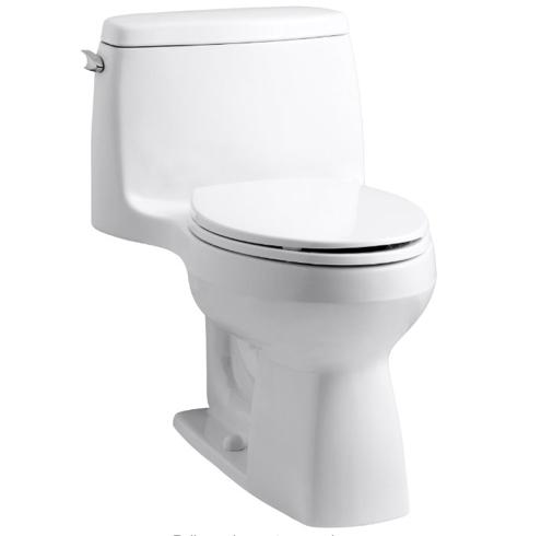 Kohler Toilets Reviews : Everything Toilets: Kohler Santa Rosa Toilet Review