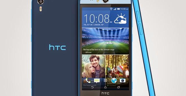 HTC Desire Eye camera selfie 13 Mpx chính thức ra mắt