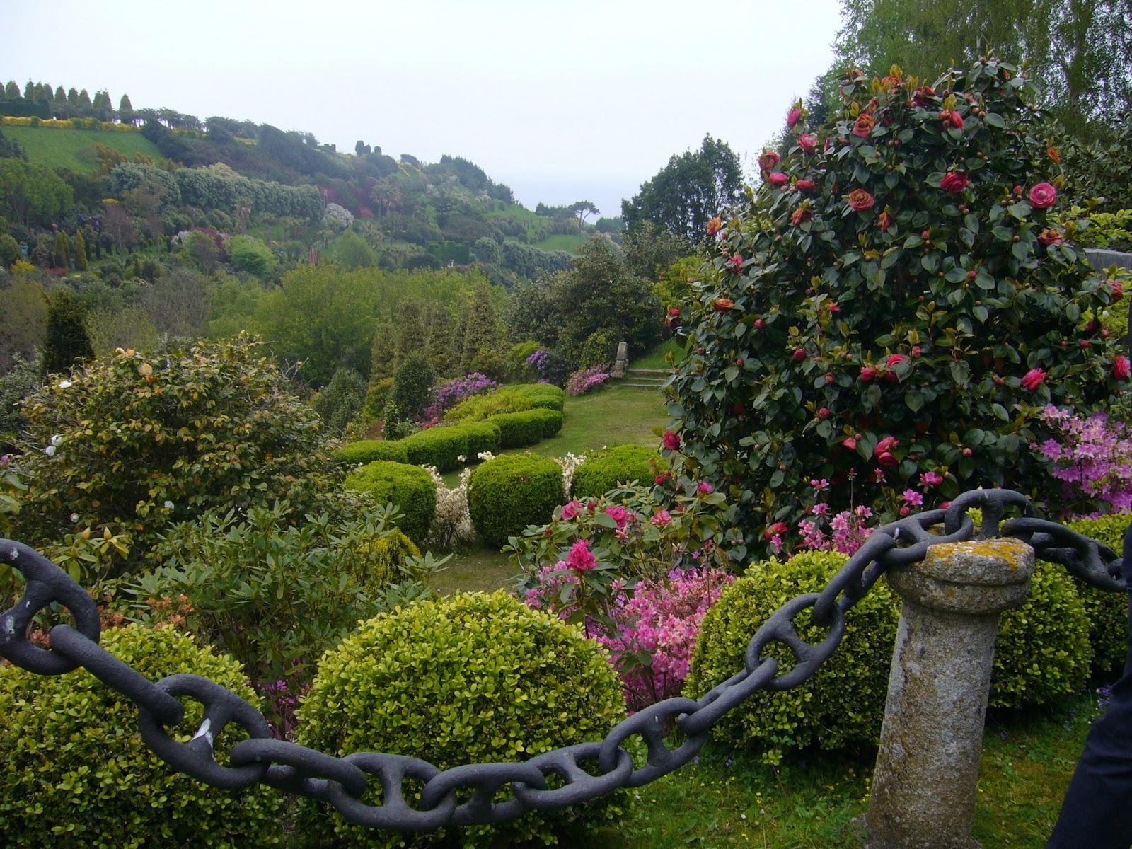 Peque blog art culo del blog jardines de la fonte baixa for Los jardines de la cartuja