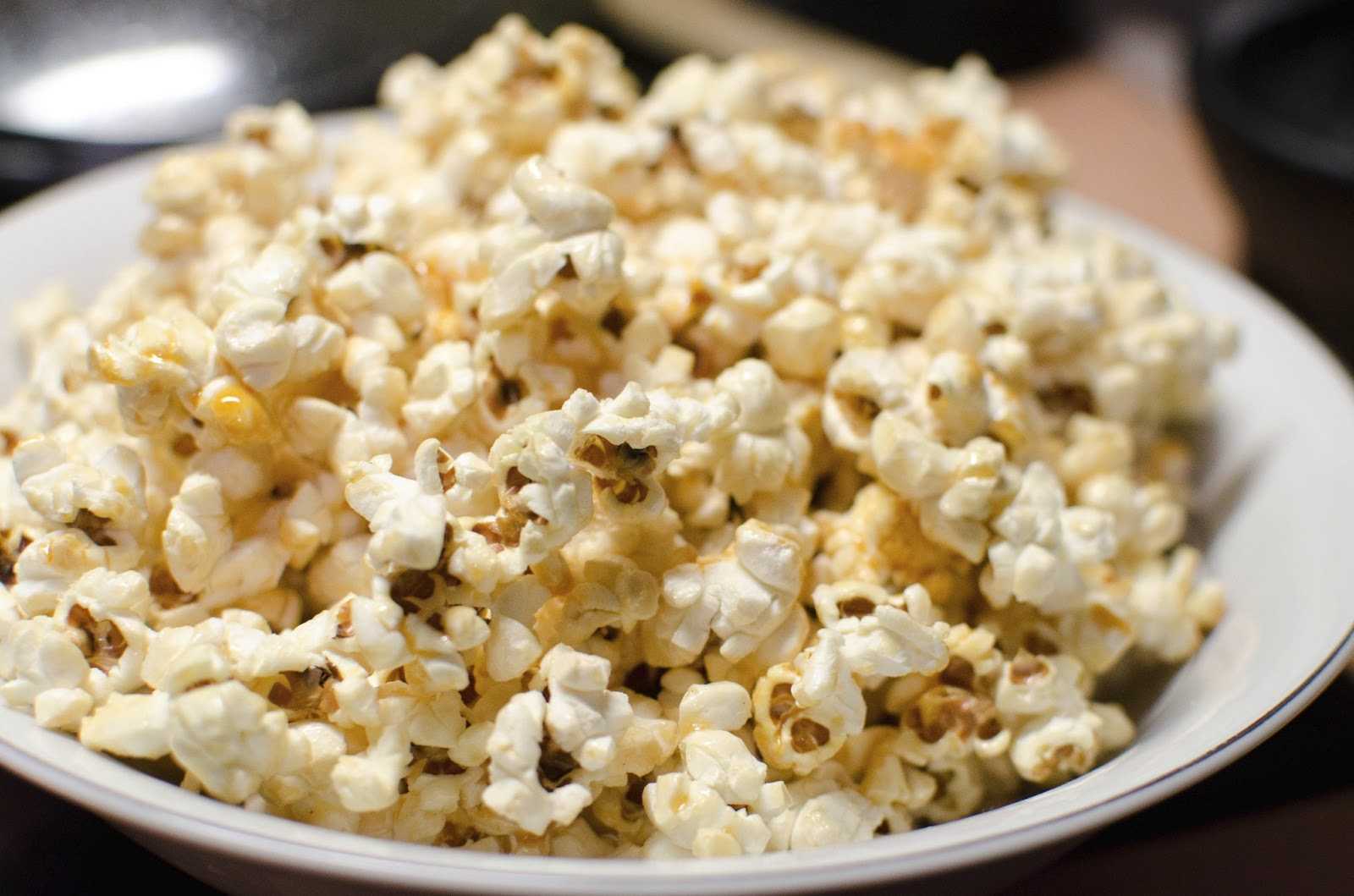 Fabulous Foods!: Homemade Kettle Corn