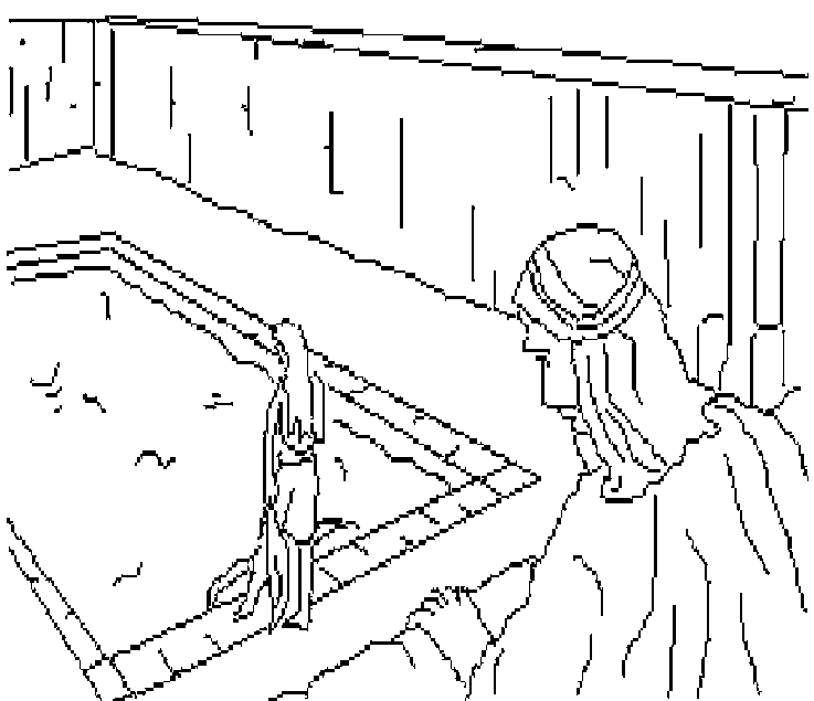 Bathsheba Bible Coloring Pages Coloring Pages