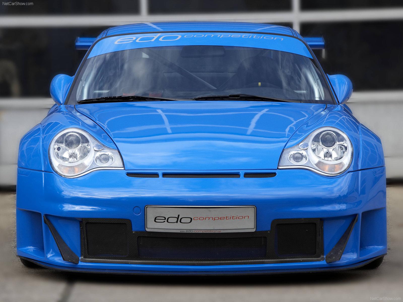 Hình ảnh siêu xe Edo Porsche 996 GT2 R 2005 & nội ngoại thất