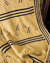 Buzzy Bee Baby Blanket