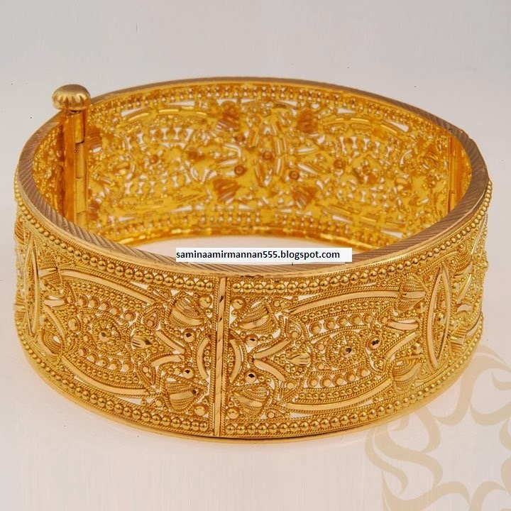 thread at pair golden kundan proddetail bangles fashion rs mumbai bangle stone