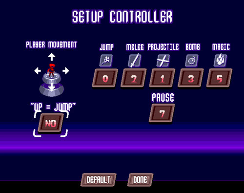 broforce how to change controls