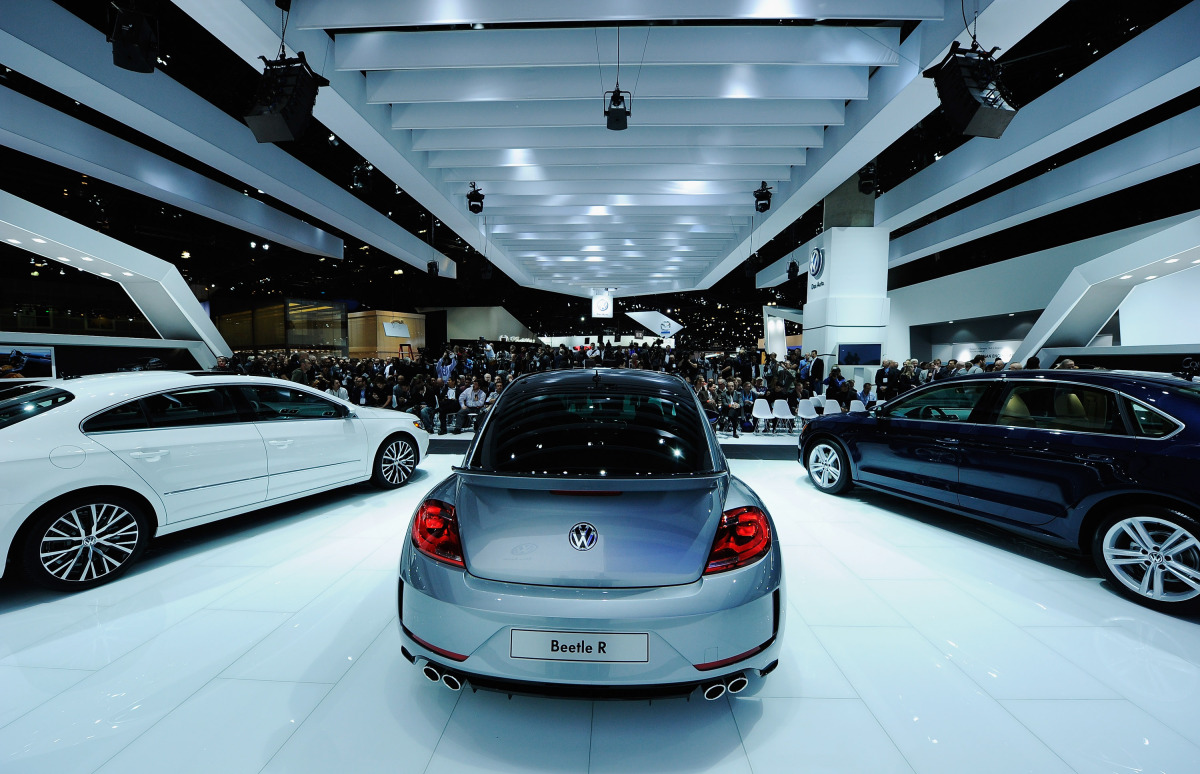 List Of Companies Owned By Volkswagen >> The nine largest automakers in the world - motobatio