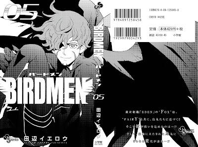 バードメン 第01-05巻 [Birdmen vol 01-05] rar free download updated daily