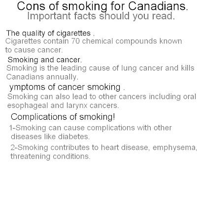 Canada quit smoking