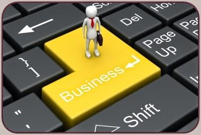 lambang bisnis online