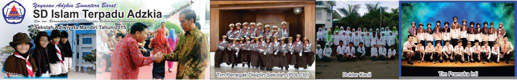 SDIT ADZKIA - 1 PADANG