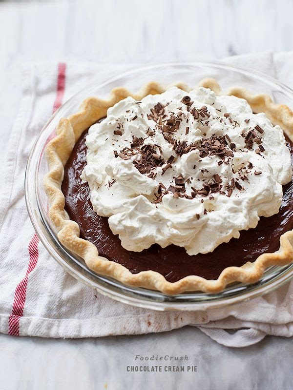 Amazing Cream Pie Recipes for Pi Day