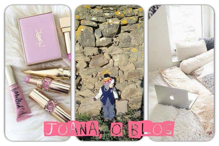 Joana, o Blog.