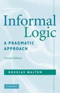 LSAT Blog Informal Logic by Douglas Walton Excerpt