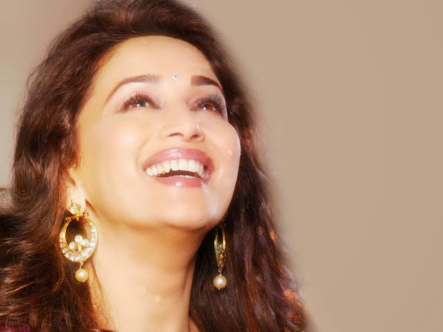 Madhuri Dixit Stars HD Wallpaper