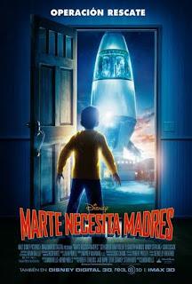 gnula Marte necesita madres (2011) Español Latino