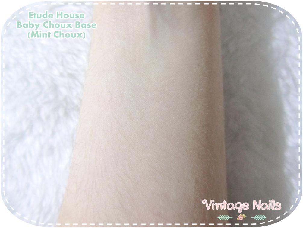 Etude House, korean cosmetics, cosmetica coreana, baby choux base
