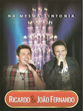 DVD Ricardo e João Fernando - Na Mesma Sintonia