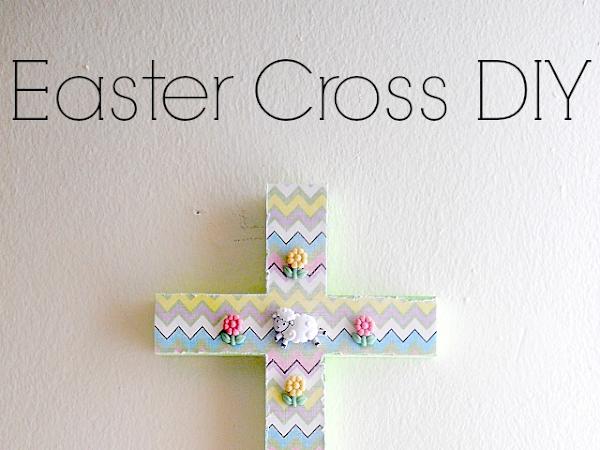 Easter Cross DIY