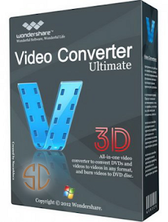 Wondershare Video Converter Ultimate 6.5 Full Pacth