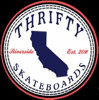 thrifty skateboards ©
