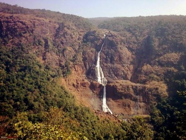 Barehipani Falls, India