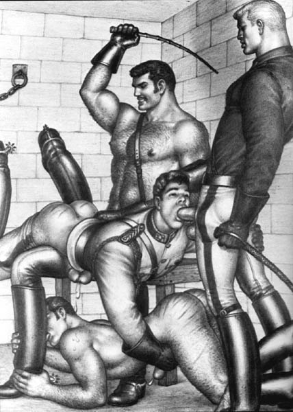 Jock Spank: Spanking art