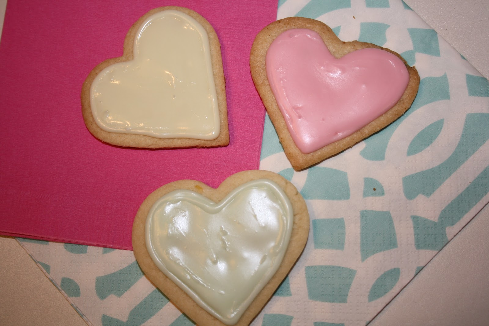 Sugar Cookies with Royal Icing. | i'm a little.