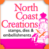 Love being on the North Coast Creations Design Team!