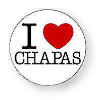 Chapa I love Chapas