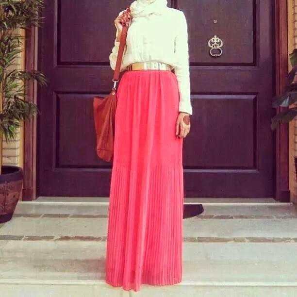Hijab fashion inspiration mode 2015 hijab-dress-robe-fas