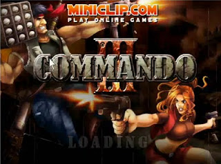 Commando 3 walkthrough.