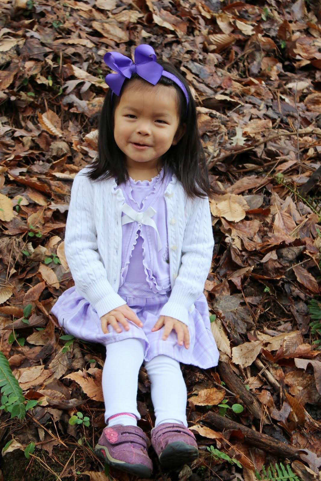 Mei 3 Years old