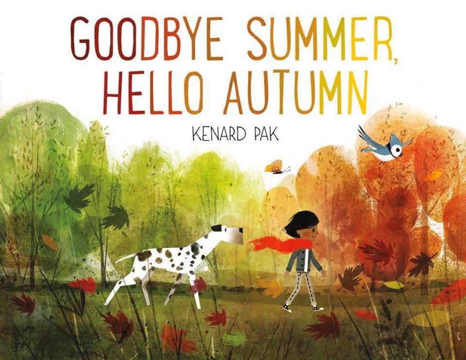 Pandagun Blog: Goodbye Summer, Hello Autumn