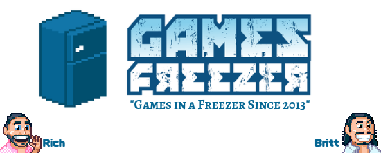 Games Freezer | Retrogaming, Video Games and Games Culture