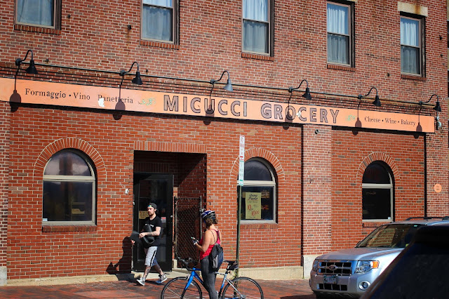 Micucci Grocery | Portland Maine | Chichi Mary Blog