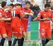 Los de Sucre en la Copa