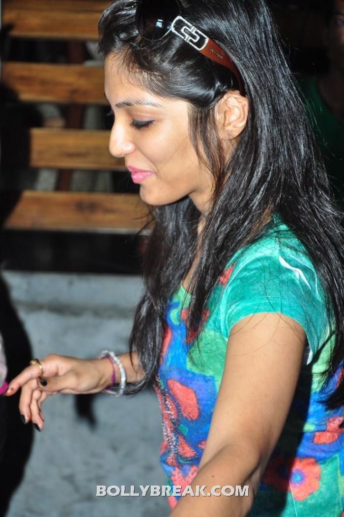 gayatri reddy birthday party  - (29) - Gayatri Reddy Hot Pics at IPL Matches
