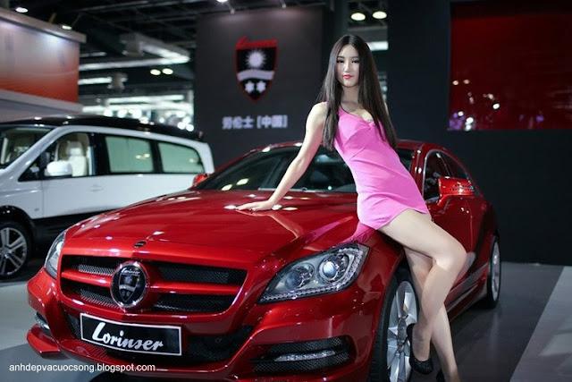 Korea Car Show 2015