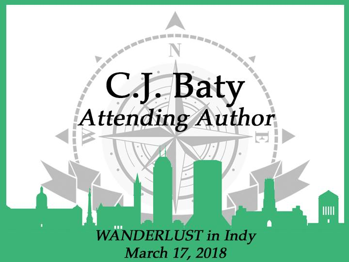 Wanderlust In Indy Book Event