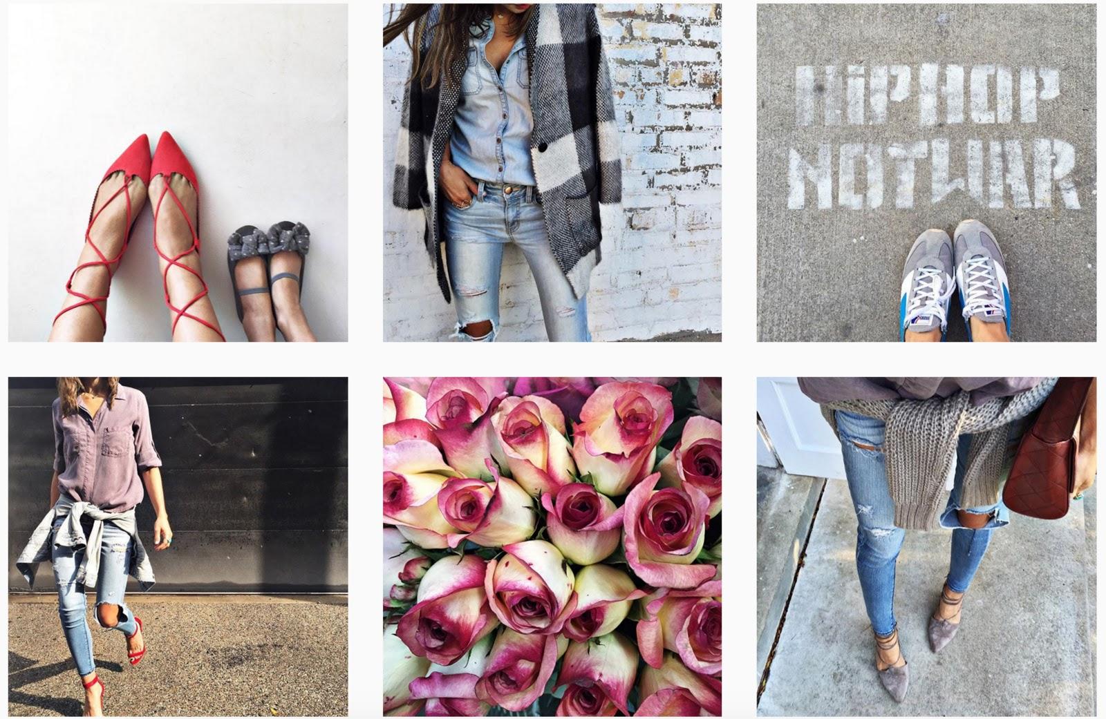 10 fashion bloggers to follow on instagram the gold dime - Stilreich blog instagram ...
