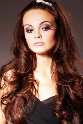 Auburn Hair Color Pictures on Auburn Hair Color   Fashion Week
