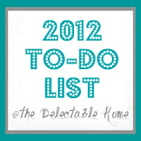 The delectable home punch list for the new year for New home punch list