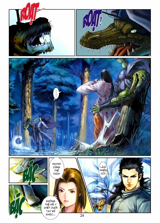Thần Binh Tiền Truyện 4 - Huyền Thiên Tà Đế chap 3 - Trang 24
