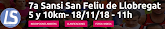 La Sansi Sant Feliu (18.11.18)