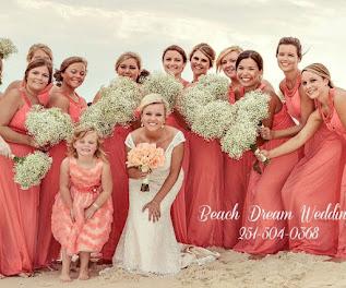 Summer Beach Weddings