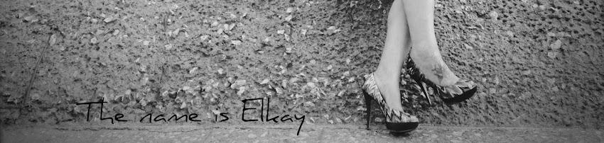 The name is Elkay