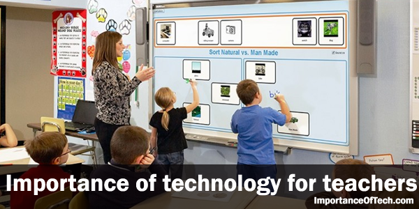 technology in teaching and learning essay
