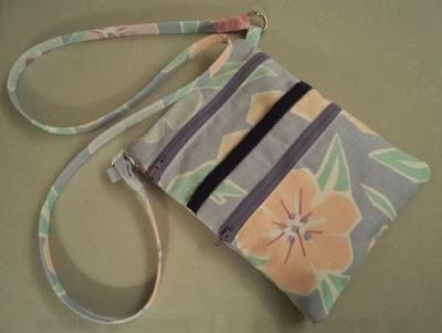 Crossbody bag by eSheep Designs