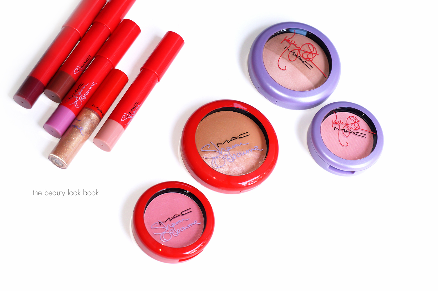 MAC x Sharon Kelly Osbourne Summer 2014 Makeup Collections MAC x Sharon Kelly Osbourne Summer 2014 Makeup Collections new pictures